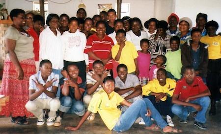 Teilnehmer am Waisenkindertag